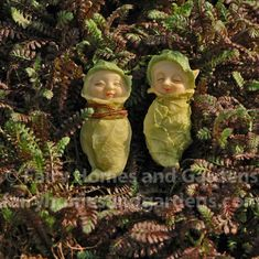 Fairy Homes and Gardens - Cabbage Babies, $10.50 (http://www.fairyhomesandgardens.com/cabbage-babies/)
