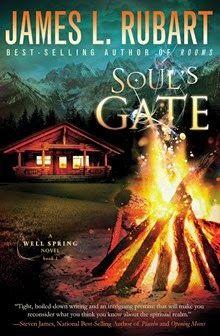 Soul's Gate by James L. Rubart http://www.faithfulreads.com/2015/03/tuesdays-christian-kindle-books-late.html