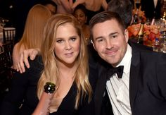 Inside the Golden Globes: Amy Schumer and Ben Hanisch Golden Globe Award, Golden Globes, Amy Schumer, Meryl Streep, Natalie Portman, Emma Stone, Blake Lively, Actors & Actresses, Awards