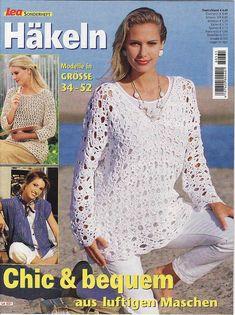 Lea Sonderheft Häkeln LA531 - Нерусские журналы - Журналы по рукоделию - Страна…