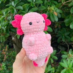 Diy Crochet Projects, Crochet Crafts, Knitting Projects, Crochet Toys, Knit Crochet, Crochet Clothes, Crochet Animal Patterns, Stuffed Animal Patterns, Crochet Animals