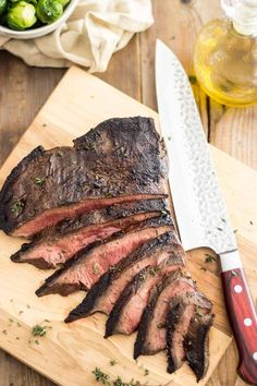 Grilled Beef Heart has a taste and texture that are surprisingly similar to that of a good grilled steak or roastbeef. Pork Rib Recipes, Grilling Recipes, Meat Recipes, Real Food Recipes, Healthy Recipes, Recipies, Oven Recipes, Dinner Recipes, Gourmet