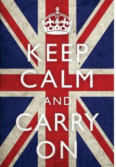 Keep Calm posters: Keep Calm And Carry On giant poster. This version the popular Keep Calm And carry On poster is printed on a Union Jack background. The original poster was designed by the British Government in 1939 to be used in Union Jack, Keep Calm Carry On, Keep Calm Posters, Flag Art, Vintage Advertisements, Decir No, Poster Prints, Poster Poster, Art Prints