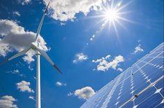 Renewable Energy Series: Solar Vs Wind Answers With Joe . Today I wrap up my renewable energy series with a look at solar vs wind energy. #solar #wind #solarenergy #energy #power