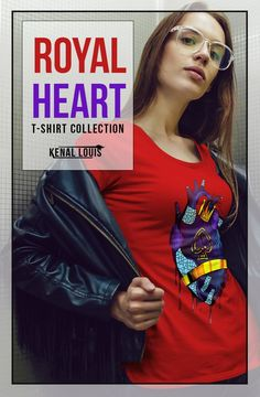 The Most Creative Heart T-Shirts Design You'll Love As Gift Ideas Heart Artwork, Creative Birthday Gifts, Cool Graphic Tees, Human Heart, Heart Shirt, Queen, Art Blog, Artsy Fartsy, Unique Art