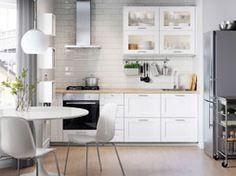 Větší kuchyně na menším prostoru IKEA