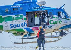 Boeing Bell 412 ep SnowyHydroSouthCare helicopter