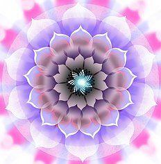 134 Mejores Imágenes De Mandalas De Amor Fractal Art Mandala Art