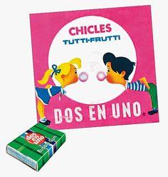 revista mampato comics y los 70s: Imagen latente de los 70s Old Toys, Bubble Gum, Vintage Toys, Tweety, Toy Chest, Storage Chest, Nostalgia, Childhood, 1