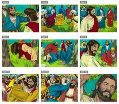Caté : La trahison de Judas - KT42 portail pour le caté