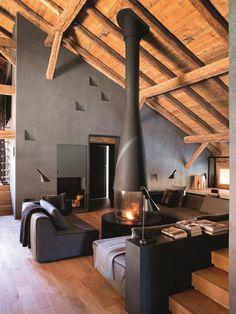 Filiofocus central 2000 #Focuscheminee #cheminee #design #fireplace #designfireplace #architecture #mezzofocus #decoration #interieur