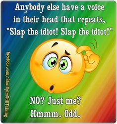 SHUT UP I'M STILL TALKING!!!!!!!!!!!!!!!!!