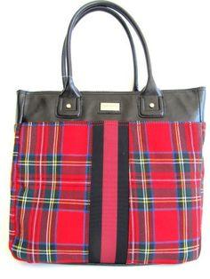 Tommy Hilfiger Large Tommy Tote Handbag, Red/Multi Plaid Tommy Hilfiger, http://www.amazon.com/dp/B006XWI5EM/ref=cm_sw_r_pi_dp_u-arqb0PDTDDK