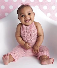 Look what I found on #zulily! Pink Mohair Romper & Bow Headband #zulilyfinds
