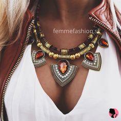 Brown, Jewelry, Jewlery, Jewerly, Schmuck, Brown Colors, Jewels, Jewelery, Fine Jewelry