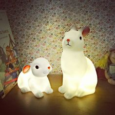Bunny night lights at The Craftcake Mama - Arts & Crafts Supply Store · Party Supplies · Gift Shop