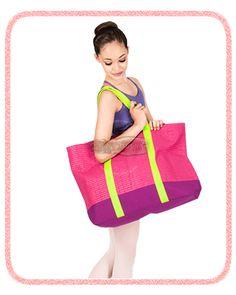 Bolsa para bailarinas y ballet
