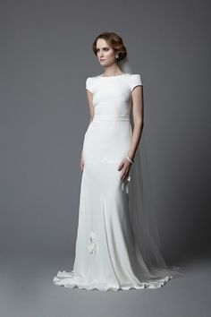 Astral Sundholm Circa Brides ~ 2014 New Romantics Collection | Love My Dress® UK Wedding Blog