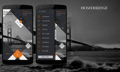 Homebridge Android Homescreen by Ahuva - MyColorscreen