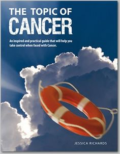 Book by Jessica Richards who defeated breast cancer with diet instead of chemo