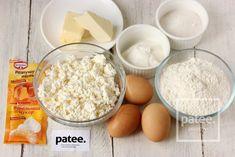 Творожные вафли - приготовление шаг 1