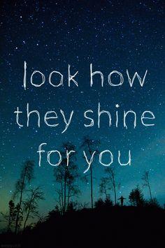 IT IS WRITTEN IN THE STARS