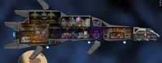 My Avali Ship!
