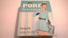 Benefit Porefessional review by Natural Beauty author Sidra Shaukat