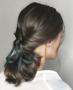 The normal hair of the day Vintage Hairstyles, Pretty Hairstyles, Fall Hairstyles, Blonde Hairstyles, Twist Ponytail, Grunge Hair, Hair Dos, New Hair, Hair Inspiration