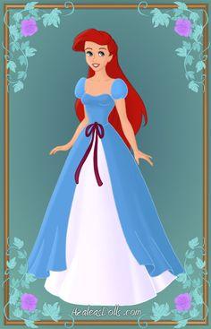 Ariel as Giselle 3