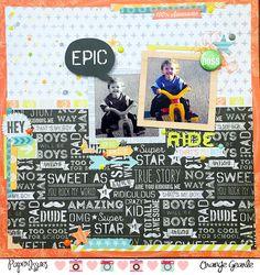 ..:: epic ride ::.. - Scrapbook.com