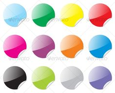 VECTOR DOWNLOAD (.ai, .psd) :: http://jquery.re/pinterest-itmid-1000061893i.html ... round stickers ...  blue, business, buttons, clean, green, note, red, sticker, stickers, web, web  ... Vectors Graphics Design Illustration Isolated Vector Templates Textures Stock Business Realistic eCommerce Wordpress Infographics Element Print Webdesign ... DOWNLOAD :: http://jquery.re/pinterest-itmid-1000061893i.html