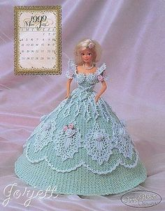 July-Annies-1999-Bridal-Dreams-Collection-crochet-patterns
