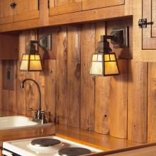 Oak Park™ Rustic Kitchen Sconces