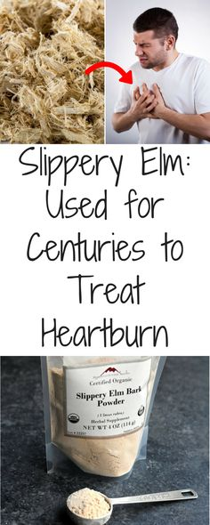 Slippery Elm for Heartburn - Herbs Will Cure Treatment For Heartburn, Heartburn During Pregnancy, Natural Remedies For Heartburn, Symptoms Pregnancy, Early Pregnancy, Pregnancy Foods