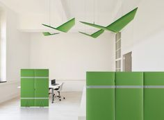 SnowSound Flap Wings Acoustic Panels