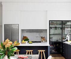 Elegant Heritage Home In Melbourne By Ali Ross Design