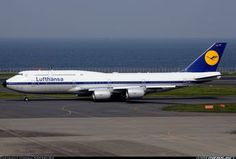 Lufthansa Boeing 747-830, last of the passenger versions of the Queen of the Sky?