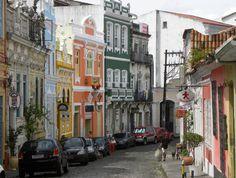 Bresil Bahia Salv Rue Carmo02