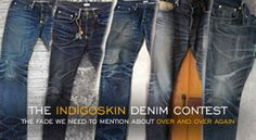 """""""Reminisce - The Indigoskin Denim Contest Two Years Ago""""  http://www.denimfuture.com/read-journal/reminisce---the-indigoskin-denim-contest-two-years-ago"""