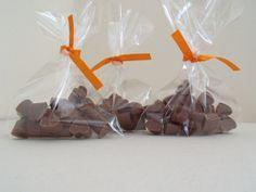Free Shipping Chocolate Hearts Wedding Favors by SSOWEDDINGSHOP, £12.00