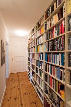 bibliothek - wohnen am weißen see, haus c / wohnanlage mit fünf