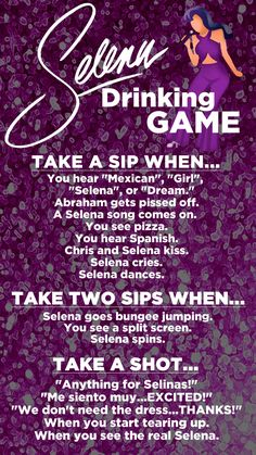 This Is The Perfect Drinking Game To Play While Watching \