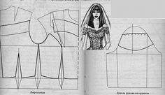 Kada malo bolje zagledate svaku konstrukciju svakog odevnog predmeta, videcete da to nije tako strasno i da mozete sami da sasijete...  ...