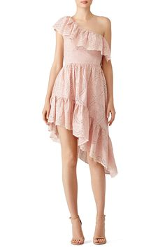 Pink Pamela Dress by LoveShackFancy Rent Dresses, Day Dresses, Short Dresses, Rent The Runway, Pink, How To Wear, Blush, Design, Skirts