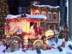 woodward's vintage christmas windows Christmas Window Display, Christmas Store, Magical Christmas, Vintage Christmas, Christmas Decorations, Christmas Windows, Christmas Displays, Merry Christmas, Store Displays