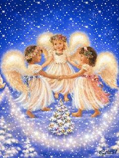 The perfect Anjos Angels Snow Animated GIF for your conversation. Discover and Share the best GIFs on Tenor. Merry Christmas Gif, Christmas Scenery, Vintage Christmas Cards, Christmas Wishes, Christmas Pictures, Christmas Angels, Christmas Art, Winter Christmas, Angel Images