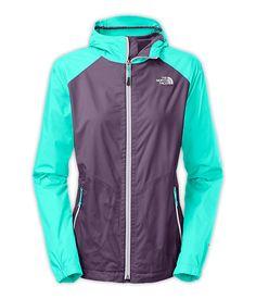 df8b9281e72 The North Face Women s Jackets  amp  Vests Rainwear WOMEN S ALLABOUT JACKET North  Face Rain Jacket