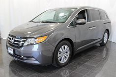 2014 Honda Odyssey EX-Lw_DVD EX-L 4dr Mini-Van w/DVD Mini-Van 4 Doors for sale in Oak lawn, IL Source: http://www.usedcarsgroup.com/used-honda-for-sale-in-oak_lawn-il
