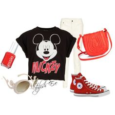 Mickie Mouse Outfit :)